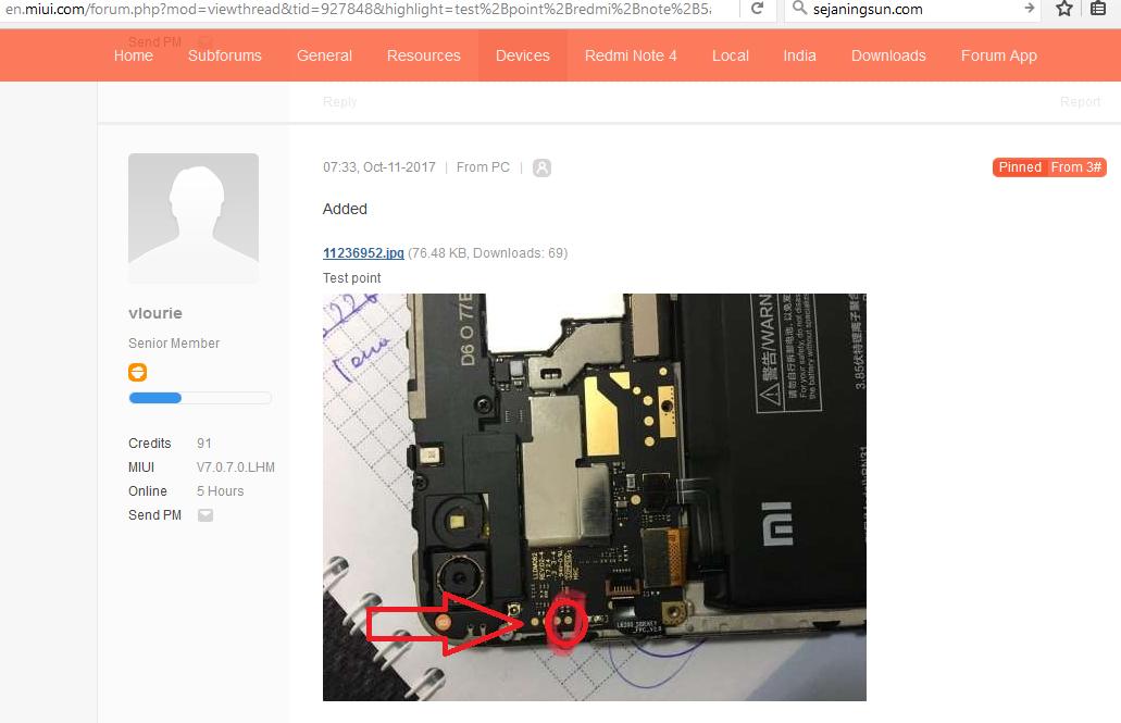 Best Redmi Note 5a Edl Mode Test Point - Bella Esa