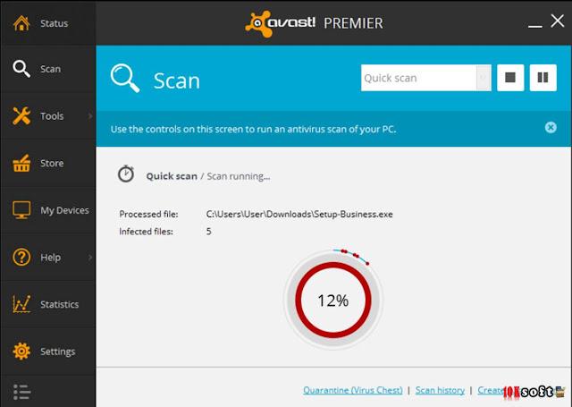 Avast Premier Antivirus 2017 Direct Download Link