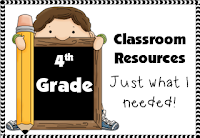 4th Grade Products for the Classroom