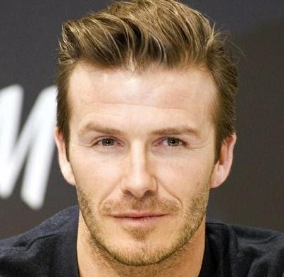 Model rambut pria The Beckham Quiffed