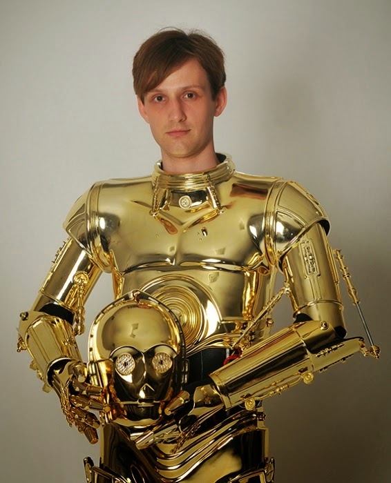 c3po costome cosplay