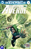 DC Renascimento: Arqueiro Verde #3