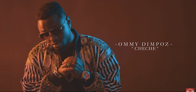Ommy Dimpoz - Cheche Video