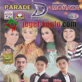 Monata Parade D'Academy Vol 2 2016