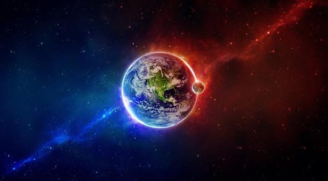 MENSAGEM PARA A HUMANIDADE E A TERRA : ESTÁ NA HORA