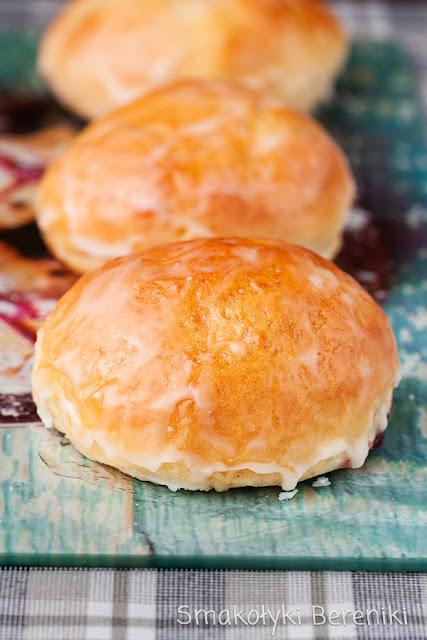 Pączki z piekarnika - najlepszy przepis
