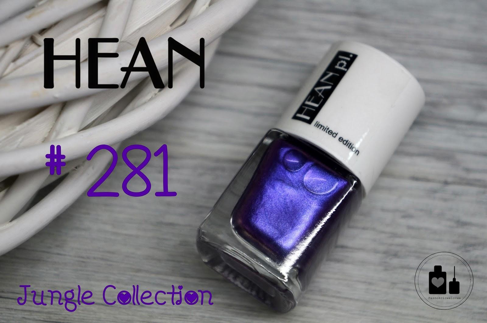 Hean 281, czyli duochrom limitowany!