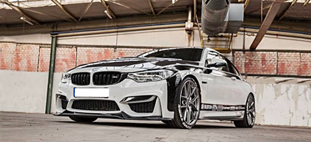 BMW F82 M4R by Carbonfiber Dynamics