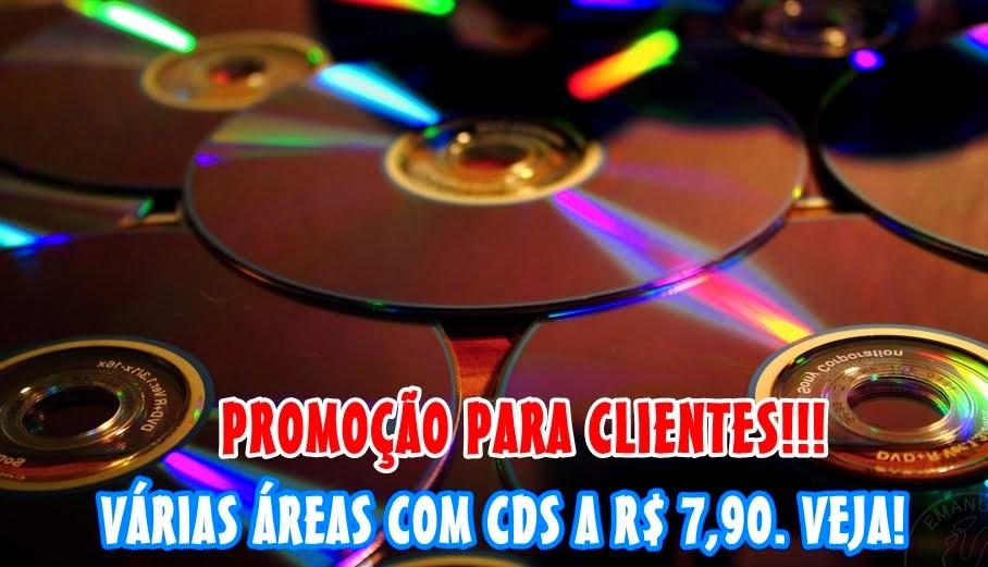 PROMOÇÃO dos CDS UNIVERSITARIOS!