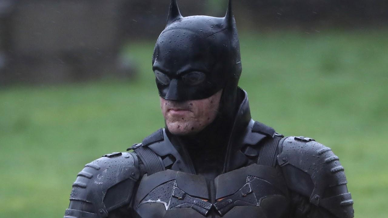 Novas fotos do set de 'The Batman' destacam possível cena de perseguição