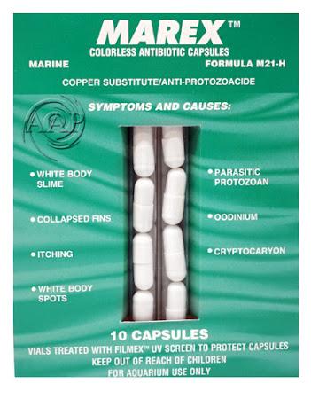 Chloroquine Phosphate, AAP Marex