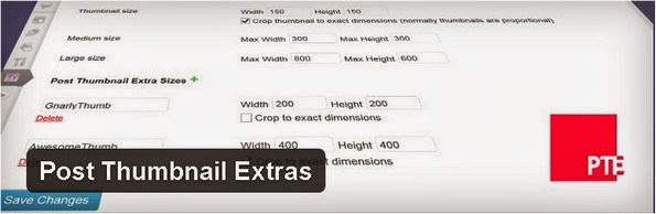 Post Thumbnail Extras WordPress plugin