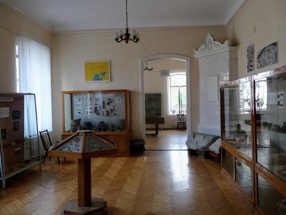 Белгород-Днестровский. Краеведческий музей. Экспозиции