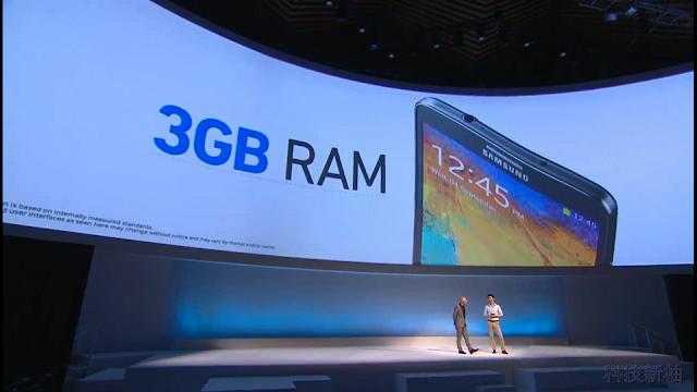 詳盡報導 SAMSUNG Galaxy Note 3、Note 10.1、 Galaxy Gear 發表會內容 Galaxy+Note+3+-20