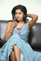 Ruthvika Looks super cute in Sleevelss Short Kurti at silk india expo launch at imperial gardens Hyderabad ~  Exclusive Celebrities Galleries 036.JPG