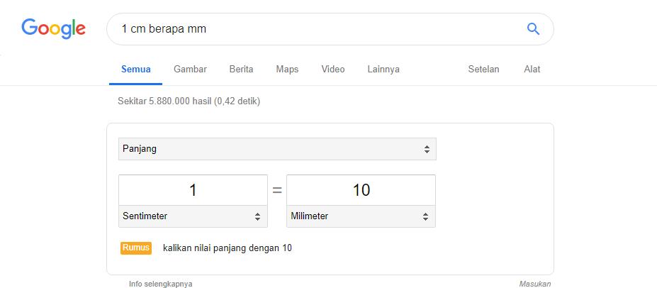 Keywoard Tersembunyi Di Google Yang Tidak Banyak Di Ketahui Orang