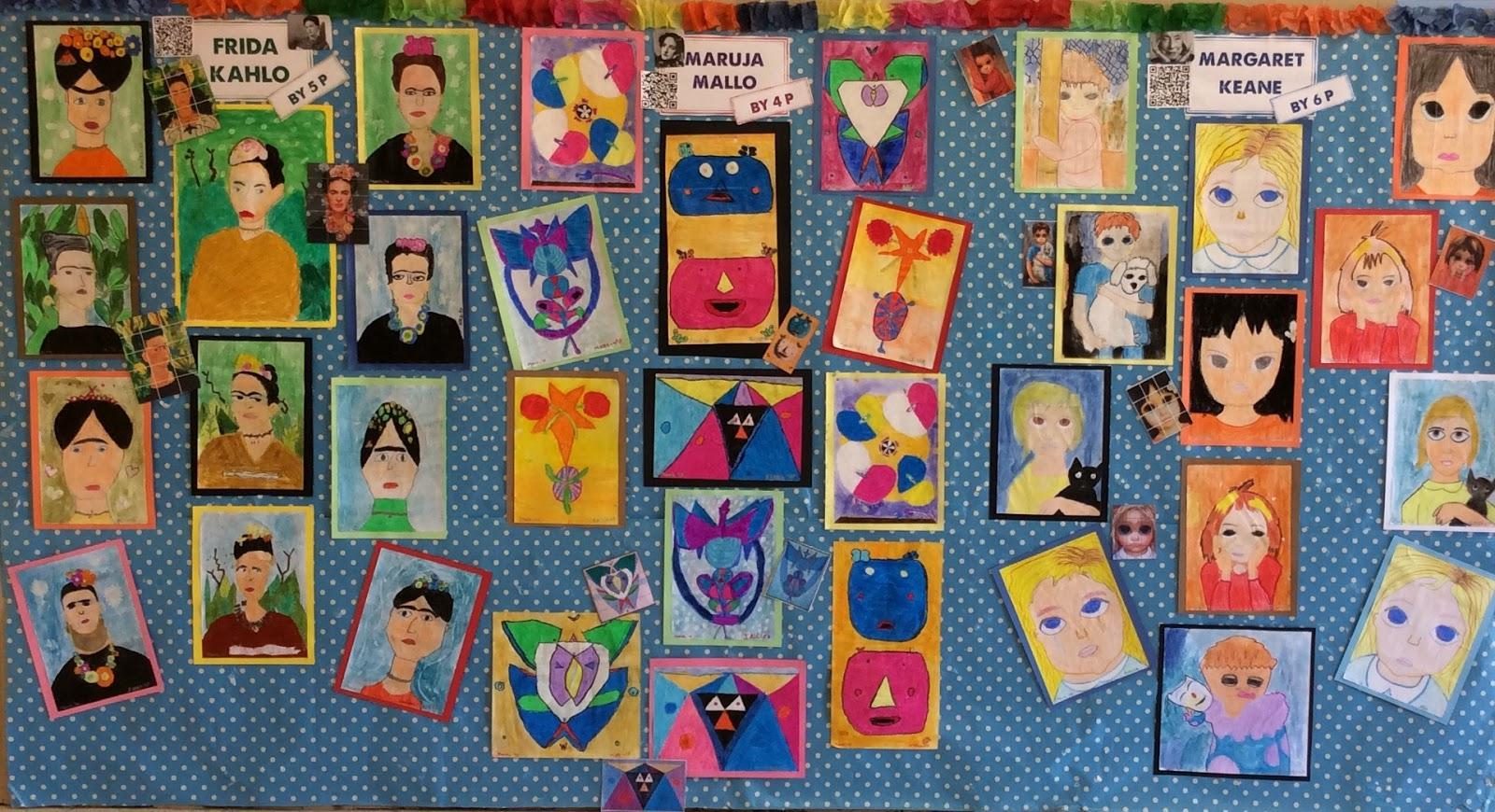 hello teacher women artists inspiration georgia o keeffe maruja