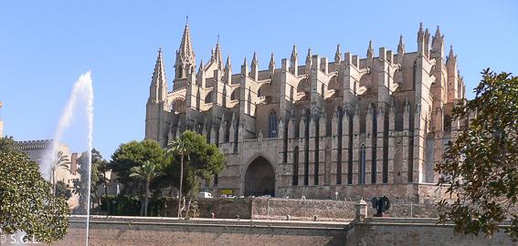 Catedral de Palma de Mallorca. Las 10 mejores cosas que ver en Mallorca