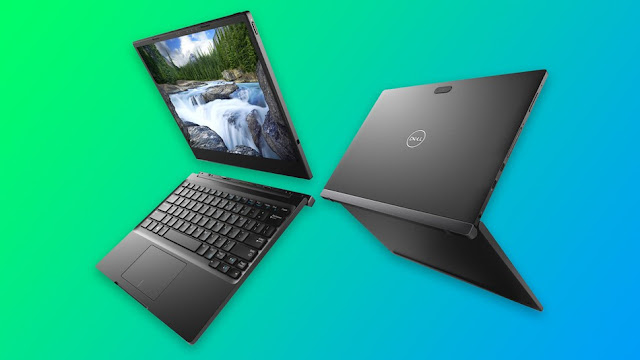 dell-latitude-7285-is-the-worlds-first-laptop-with-wireless-charging Dell Unveils Global's First Wi-fi Charging Computer Apps News
