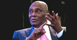 'Even the military government conducted a better election than the one conducted by INEC' - Atiku addresses world press conference