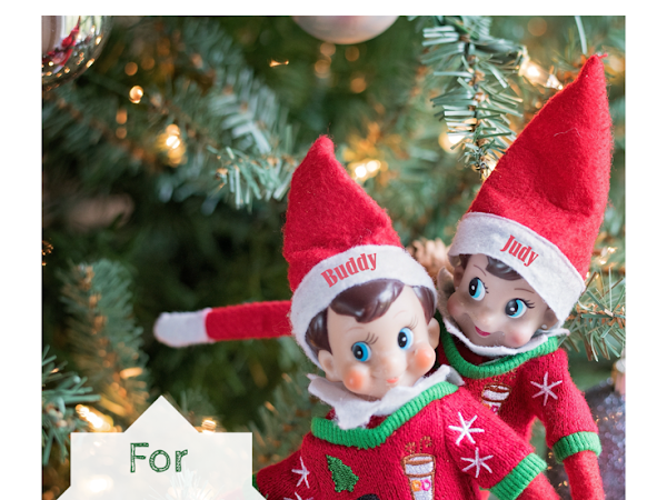 50 Kind And Creative Elf On The Shelf Ideas