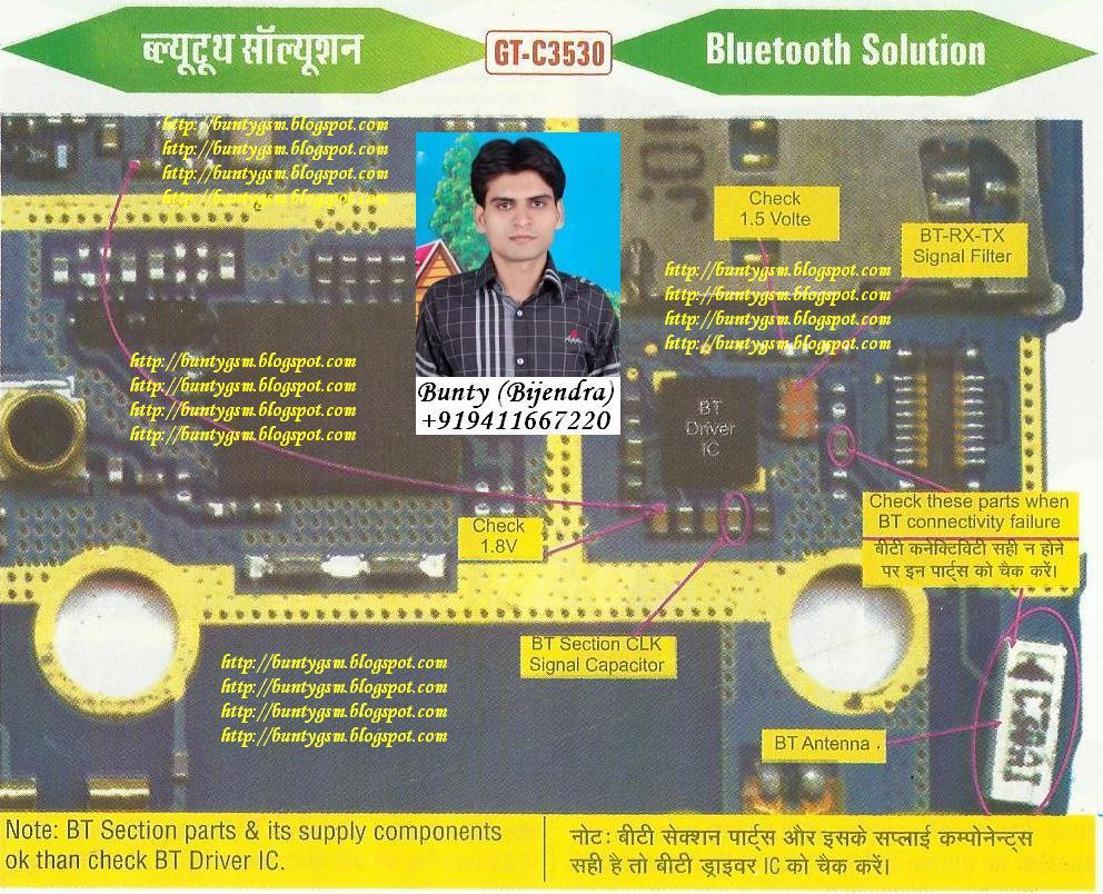 Samsung C3530 Bluetooth Solution By BuntyGSM Mobile