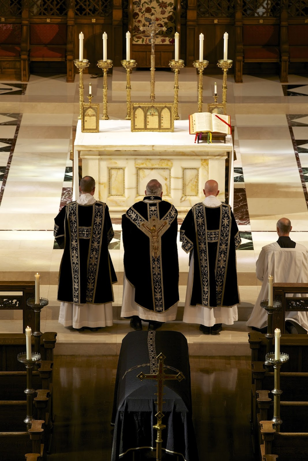 New Liturgical Movement Extraordinary Form Requiem Mass