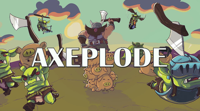 Download game Axeplode