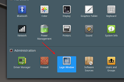 Cara Disable Guest Session Pada Linux Mint 18.3 Cinnamon