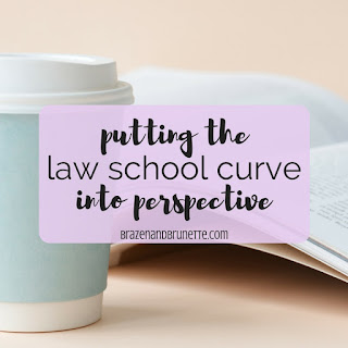 4 truths about the law school curve that no one else will tell you, 3 tips about beating the law school curve, and why you shouldn't be afraid of the law school curve as a 1L. how do law school grades work? what is the law school curve? explain how a law school curve works. law school grading curve. how to understand the law school curve. does the curve help or hurt your law school GPA? how does the curve affect your law school GPA? law school curve grade distribution. what 1L's need to know about the law school grading curve. law school blog. law student blogger | brazenandbrunette.com