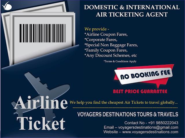 air ticketing agent