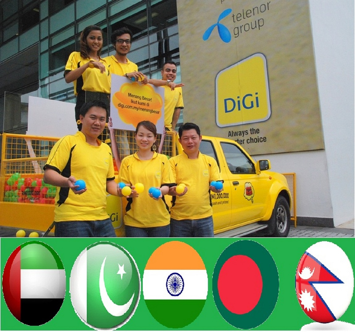 DiGi Lucky Draw Winner 2019 | DiGi Office # 0019188444656