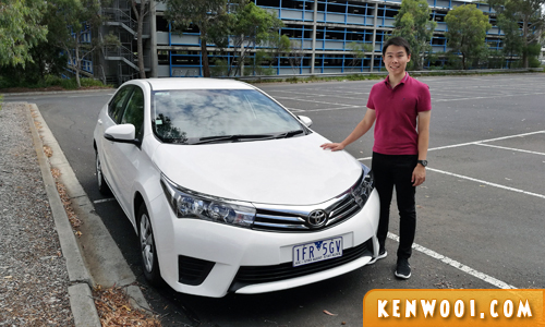 melbourne car rental