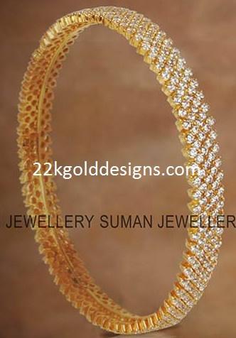 Indian Diamond Bangle