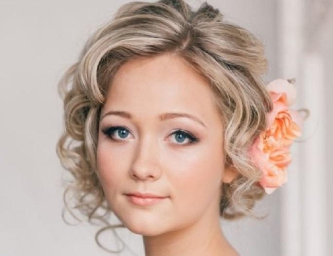Fine Wedding Hairstyles For Fine Hair Niza Crazee Short Hairstyles Gunalazisus