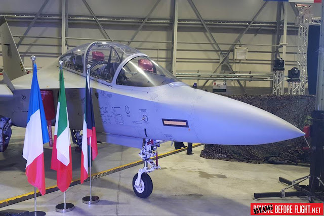AERONAUTICA: CONSEGNATI I BREVETTI DI PILOTA MILITARE A UFFICIALI DI ITALIA, FRANCIA E KUWAIT