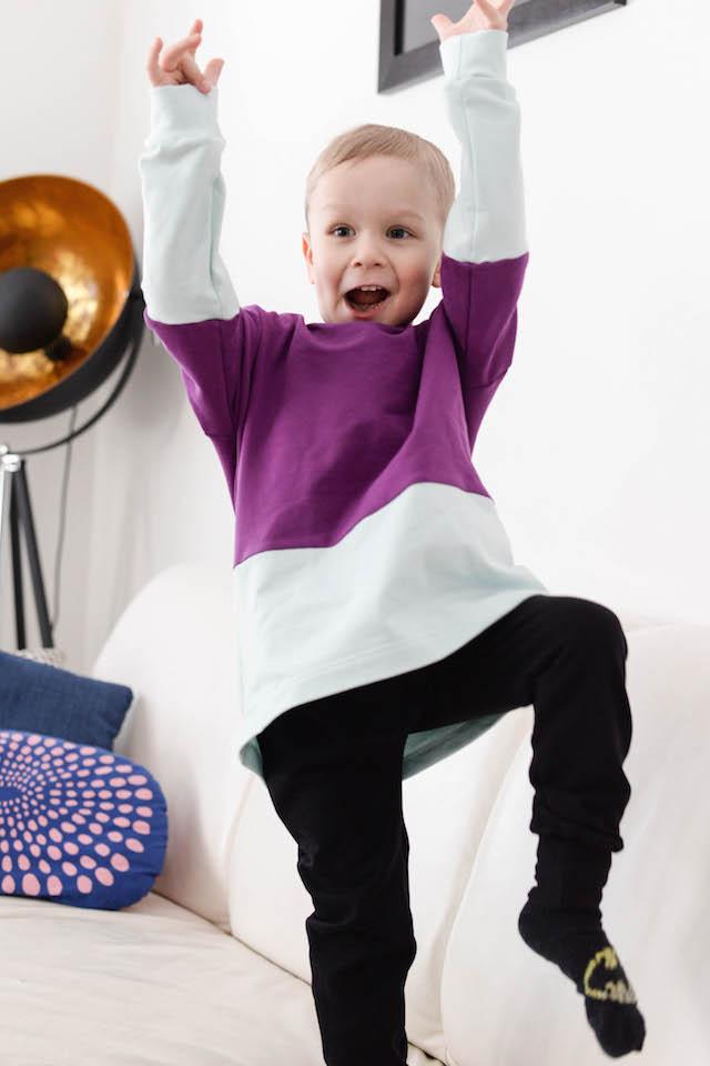 Suomalainen moderni lastevaatemerkki