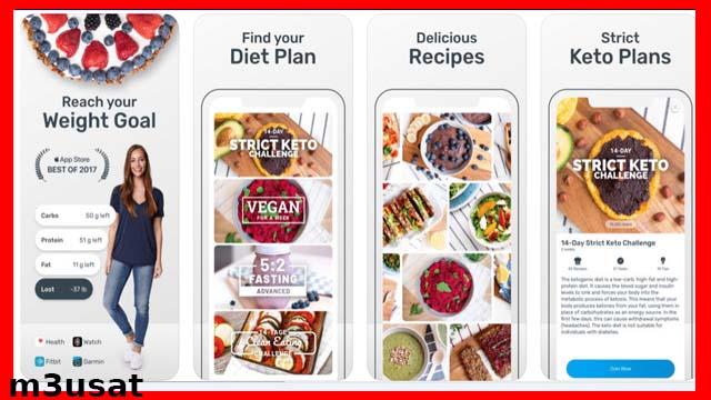 3 تطبيقات مهمة تقدم مساعدة في اختيار الأكل الصحي وفقدان الوزن