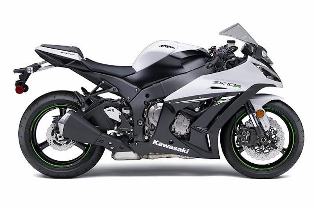 Kawasaki Ninja ZX-10R 2014