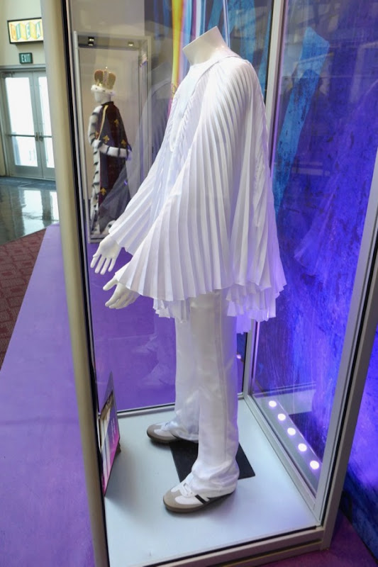 Freddie Mercury Bohemian Rhapsody pleated costume