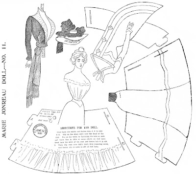 Mostly Paper Dolls: February 2012