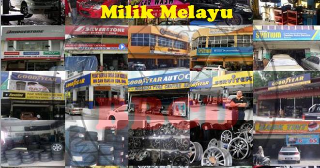 Jihad Halal Research Group: Senarai Bengkel Kereta Milik
