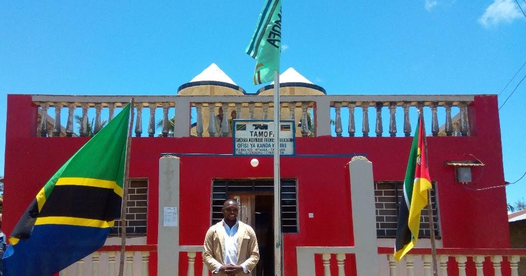 Bondia Francis Cheka apewa Ubalozi-Mtwara.