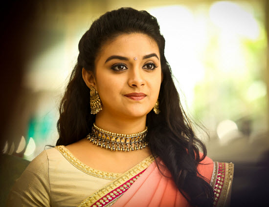 Keerthy Suresh Wiki: Age Height Family Marriage Movies