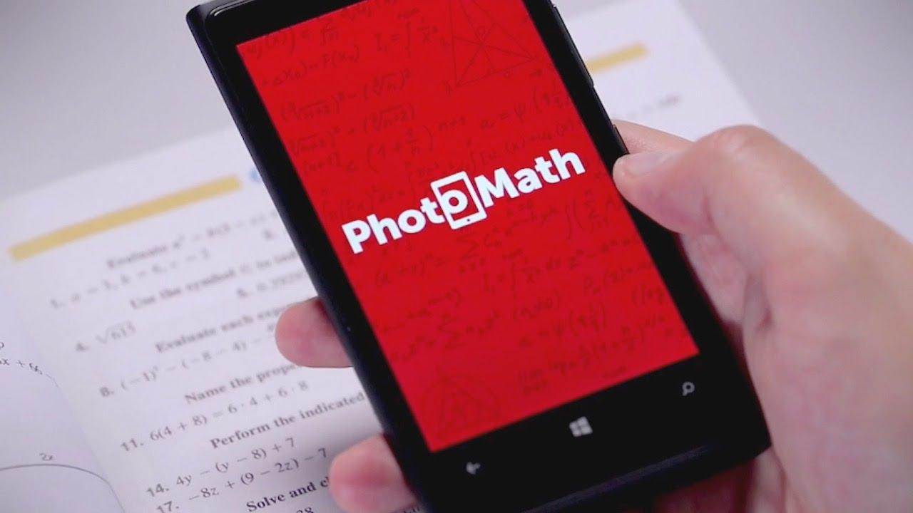 أفضل تطبيقين لحل المسائل الرياضية على هاتفك