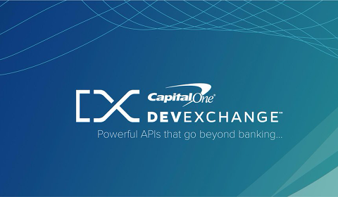 Capital One DevExchange
