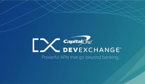 Capital One DevExchange