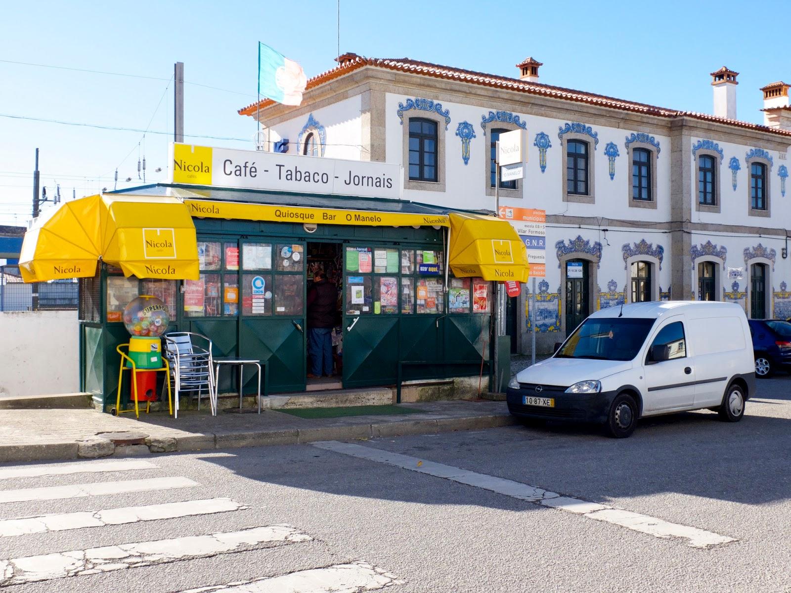 Quiosco en Villa Formosa, Portugal 2015