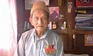 2nd World War Veteran Rabi Lal Gurung