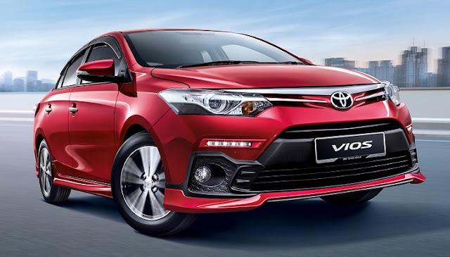 Sebelum Membeli, Cek Dulu Spesifikasi Toyota Vios 2018